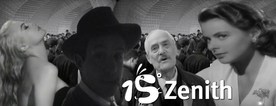 15° Zenith – Omaggio al cinema